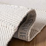 Safavieh Natura Collection NAT215A Handmade Wool