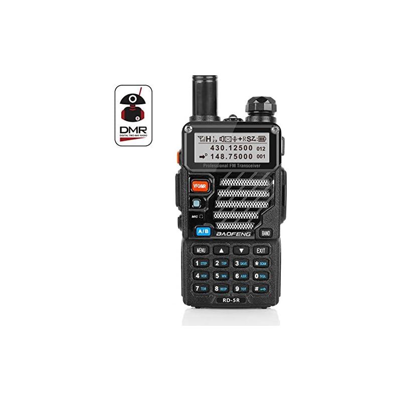 Radioddity x Baofeng RD-5R DMR Ham Amate