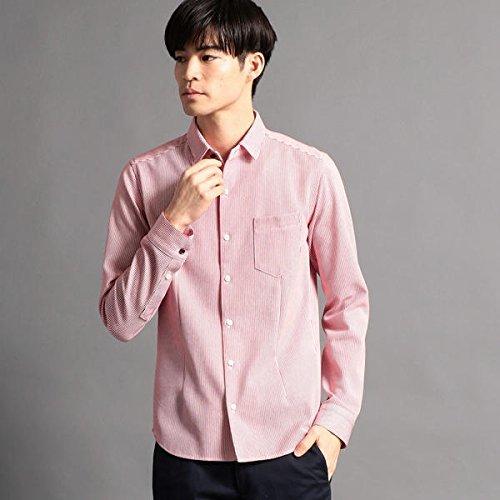 テレックス大宇宙早いニコルクラブフォーメン(NICOLE CLUB FOR MEN) ショートレギュラーカラーシャツ