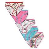 Only Girls Big Girls' 5-Pack Bikini Underwear