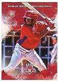 2017 Panini Diamond Kings Baseball Rookies RC #160 Roman Quinn Phillies