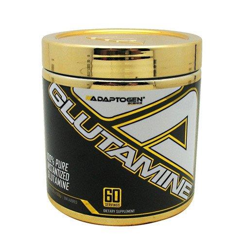 Adaptogen Science Glutamine Instantized Supplement, 300 Grams