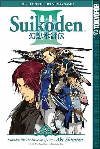 Book Suikoden III Volume 5: v. 5