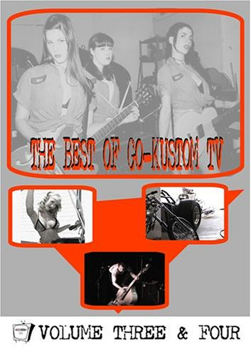 Best Of Go-Kustom TV Volume Three & Four Tv Greatest Hits Vol 4