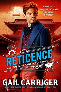 Book Cover: Reticence