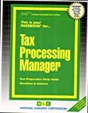 Tax Processing Manager(Passbooks)