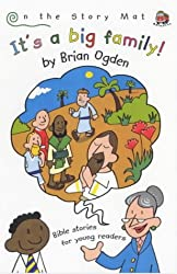 It's a Big Family!: Bible Stories for Young Readers (On the Story Mat)