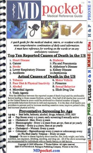 MDpocket: Medical Reference Guide