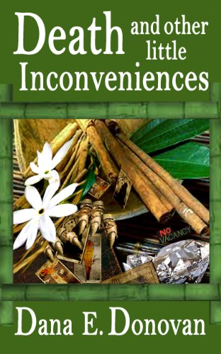 book cover of Death & Other Little Inconveniences