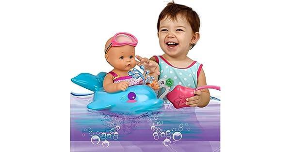Amazon.com: Nenuco burbuja muñeca de baño: Baby