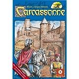 Carcassonne - Le jeu de base [Edition en français/French Edition]