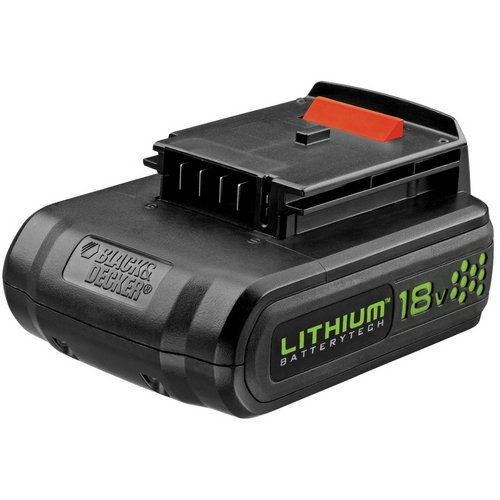 BLACK & DECKER 18 Volt Lithium Cordless Tool Battery LB018-OPE by BLACK+DECKER