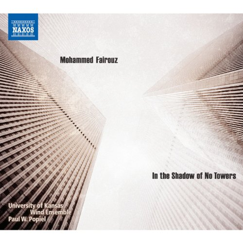 Glass: Concerto Fantasy for Two Timpanists and Orchestra & Fairouz: Symphony No. 4, 'In the Shadow of No Towers'