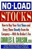 No-Load Stocks, Charles B. Carlson, 0070111871
