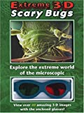 Extreme 3-D Scary Bugs, Shar Levine and Leslie Johnstone, 1592233651