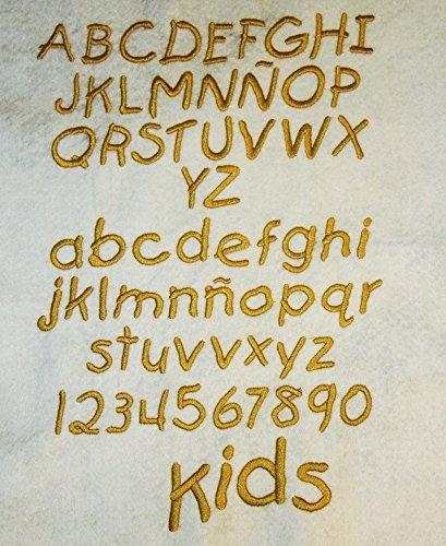 PRIMERAEDAD/Panera para coche/silla bebé plastificado y personalizado con nombre/COLOR ROSA/