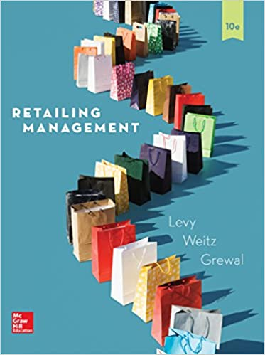 Amazon retailing management ebook michael levy kindle store retailing management 10th edition kindle edition fandeluxe Image collections