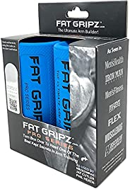 Fat Gripz Pro - The Simple Proven Way to Get Big Biceps & Forearms Fast (Winner of The Men's Health Magazi