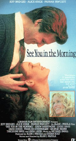 See You in the Morning [VHS] -  VHS Tape, Rated PG-13, Alan J. Pakula