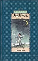 Elsie Piddock et sa corde à sauter