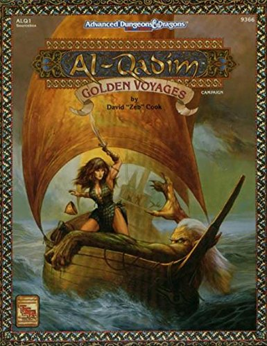 Cover of ALQ1 Golden Voyages
