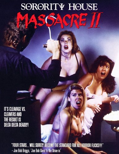 Sorority House Massacre / Sorority House Massacre II (Double -