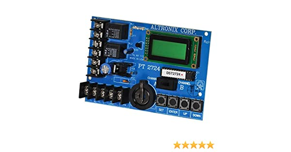 Replacement for ALTRONIX PT2724