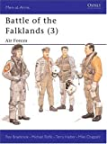img - for 3 Books - Battle for the Falklands- Land Forces, Naval Forces, and Air Forces (133,134,135) - 3 Books book / textbook / text book