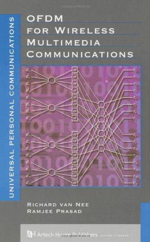 OFDM for Wireless Multimedia Communications (Artech House Universal Personal Communications)