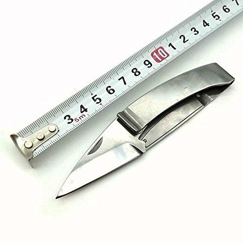 Kbj-accessory Folding knife Wallet Tactical Folding Hunting Knife Handle Pocket Outdoor Tool by Kbj-accessory
