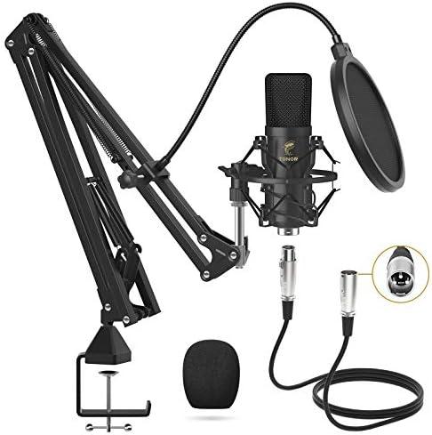 XLR Condenser Microphone, TONOR Professi