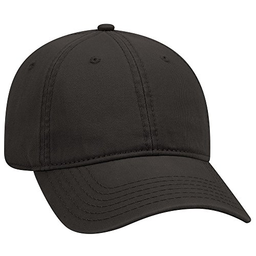 file Garment Washed Superior Cotton Twill - Black ()