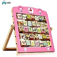 FunBlast Multipurpose Alphabet Teaching Frame, Educational Learning Toys for Kids