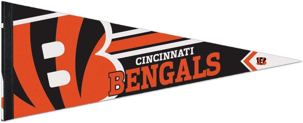 Cincinnati Bengals Pennant 12 inches