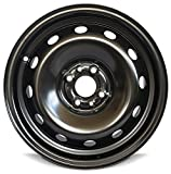 Fiat 500 15 Inch 4 Lug Steel Rim/15x6 4-98 Steel Wheel