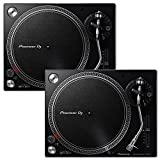 Pioneer PLX-500-K Direct Drive DJ Turntable Pair