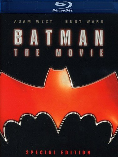 Blu-ray : Batman (, Dubbed, Dolby, AC-3, Digital Theater System)