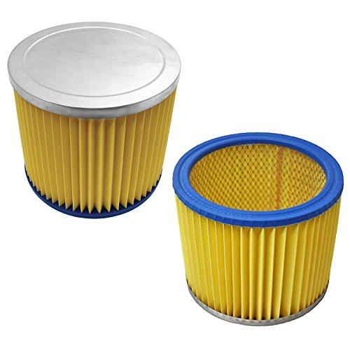 spares2go-filter-cartridges-for-lidl-parkside-wet-dry-vacuum-cleaner-pack-of-2-filters