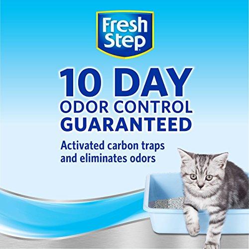 Fresh Step Ultra Unscented Litter Clumping Cat Litter 20