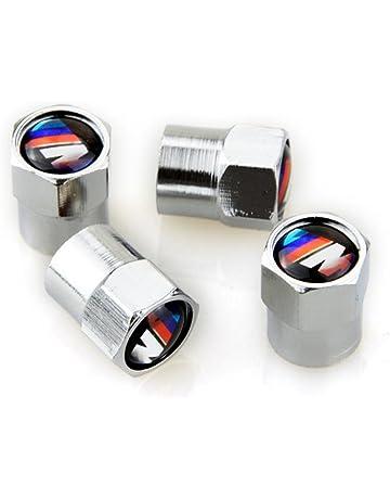 4/40 unidades universal Rueda neumático válvula de manillar Air radabdeckung Cobre Revestimiento de cromo