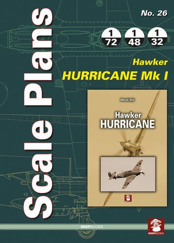 Hawker Hurricane Mk I (Scale (Scale Aircraft Drawings)