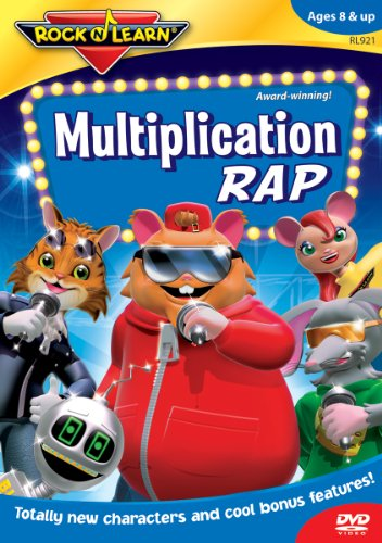 Rock 'N Learn: Multiplication Rap - Multiplication Rock Video Shopping Results