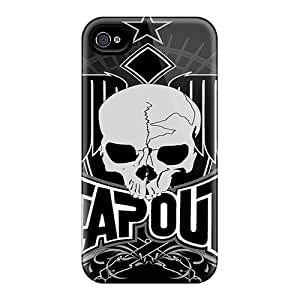 KimberleyBoyes Iphone 6 Shockproof Hard Phone Case Customized HD Tapout Series [rnj12792pLmP]