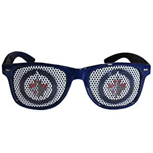 NHL Winnipeg Jets Game Day Shades, Blue