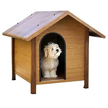 COPELE 70321 Caseta Perros Montana Midi Madera: Amazon.es: Productos para mascotas