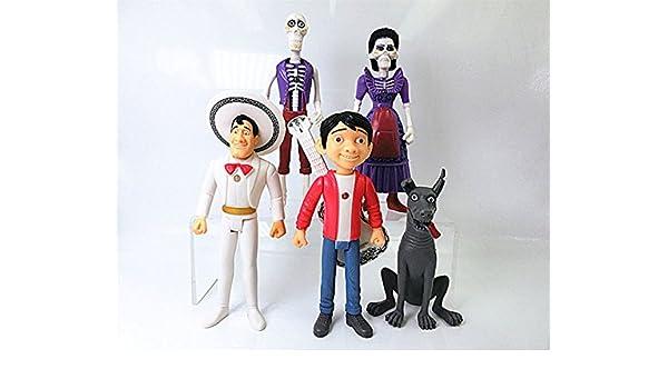 Coco Disney Pixar - Figuras de acción de película (5 Unidades ...