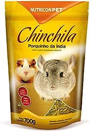 Chinchila 700gr Nutricon Para Chichilla Adulto