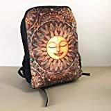 Bohemian Sun Backpack by Dan Morris