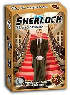 Space Cowboys- Sherlock Holmes: Jack el Destripador (Asmodee EESCSH03): Amazon.es: Juguetes y juegos