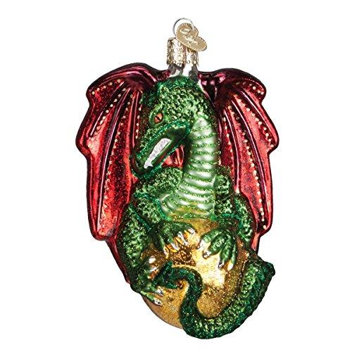 Old World Christmas Medieval Dragon